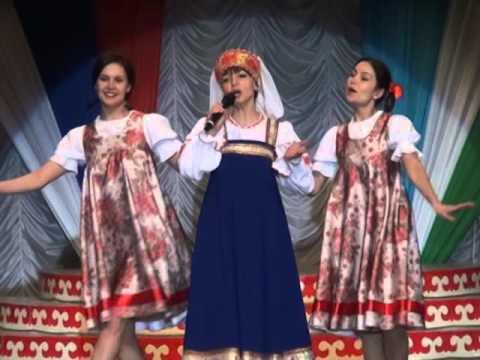 Открытие года кино в Альшеевском районе