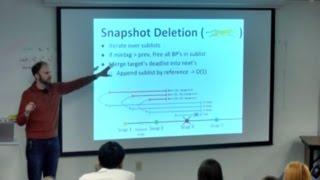 OpenZFS novel algorithms: snapshots, space allocation, RAID-Z - Matt Ahrens