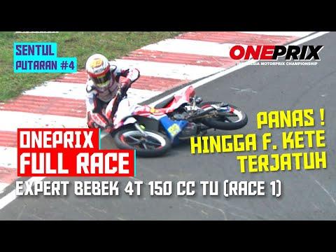 [HD] Full Race 1 Expert Bebek 4T 150 CC || One Prix Putaran #4 (13/10/2019)