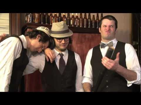 The Susquehanna Clapping Polka - The Polka Brothers - [OFFICIAL MUSIC VIDEO]