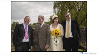 preview picture of video 'A Cotswold Wedding, in Bibury, at The Swan Hotel'