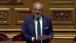 Mon intervention dans le cadre de la conclusion de la Commission mixte paritaire sur le Projet de lo