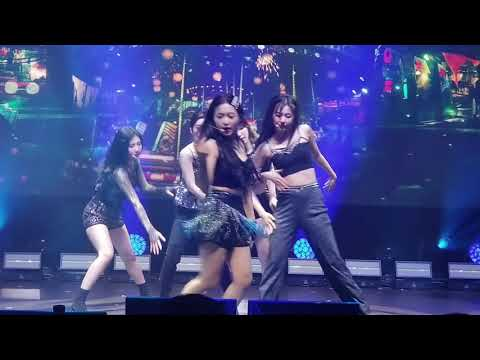 RED VELVET - Bad Boy (English Version) @Redmare LA Day 2 (Angle 2)