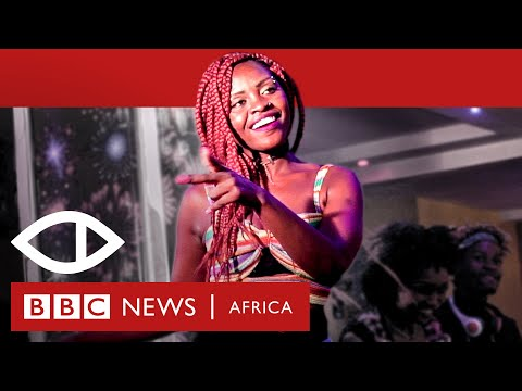 """If he's asking me to sleep with him, I will"" - BBC Africa Eye"