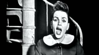 APRIL SHOWERS JUDY GARLAND GE THEATER 4/8/56