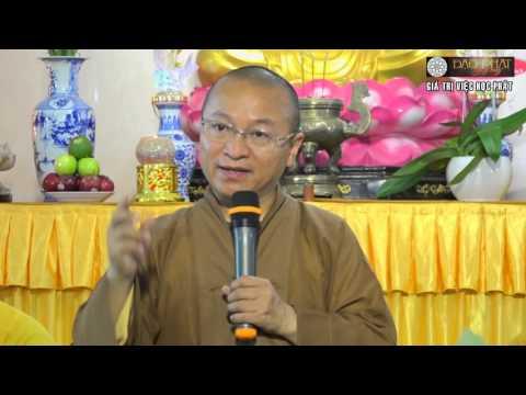 Giá trị việc học Phật