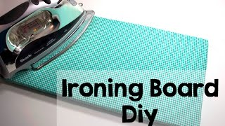 ✂️DIY✂️ Make Your Own Ironing Board