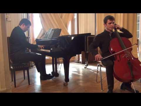 Brahms Sonate en Fa Majeur