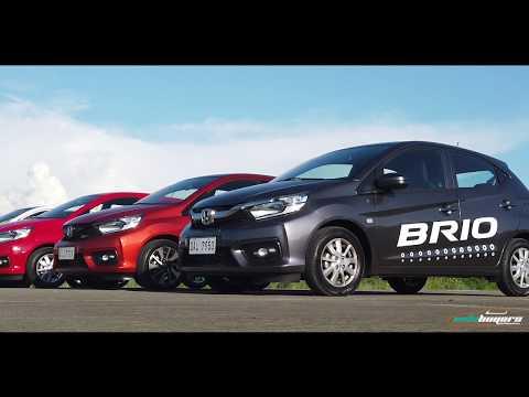 Honda Brio Test Drive (Manila to La Union, Baguio and Pampangga.)