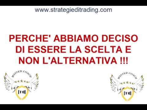 Strategie forex breve periodo