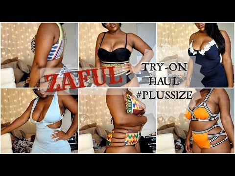 ZAFUL TRY-ON HAUL |CHEAP PLUS SIZED