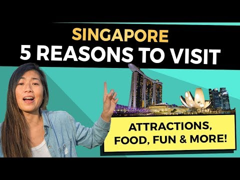 Singapore With Kids: TOP 5 Reasons To Visit (2018 Travel Guide)