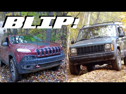 Which Is Better Off Road: A Brand New Cherokee Or A $600 Craigslist XJ?