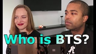 Who is BTS?: The Seven Members of Bangtan (REACTION 🎵