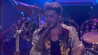 Queen + Adam Lambert - Dont Stop Me Now  Live At Rock In Rio Lisbon 2016