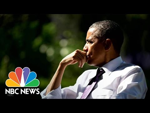 President Obama After Two Terms: 'My Spirit Is Unchanged. It's Undaunted.' | NBC News