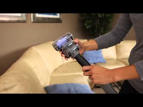 Product Demonstration - BISSELL® CleanView® Pet Rewind Vacuum 1328