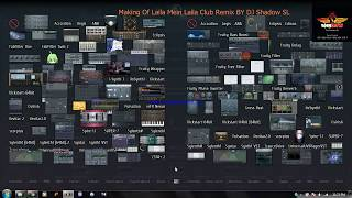LAILA MAIN LAILA (CLUB REMIX) - DJ SHADOW SL | RAEES | SHAH RUKH KHAN | SUNNY LEONE