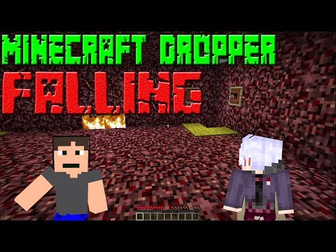 FALLING - MINECRAFT DROPPER MAPA!