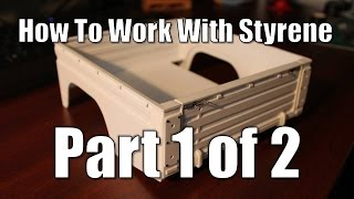 How to Work With Styrene (Part 1 of 2)