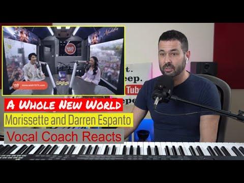 William creates video essay style reviews and reactions to singers across the globe.