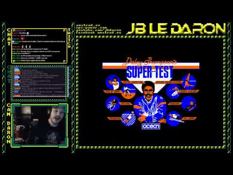 Stream anniversaire du Daron – Daley Thompson