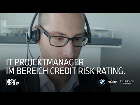 IT Projektmanager im Bereich Credit Risk Rating bei der BMW Group