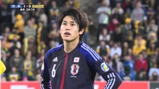 W杯開幕!ザックJAPANダイジェストサッカー日本代表ブラジルW杯への道