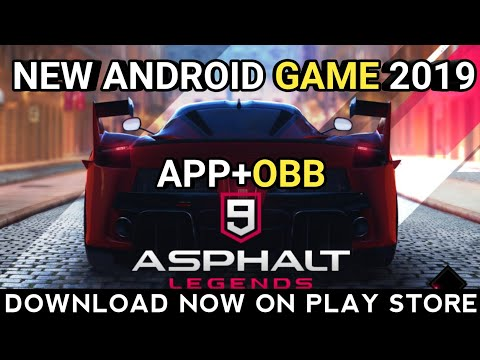 🥇 Asphalt 9 APK ! Android Free Download !! | Cheats MOD APK