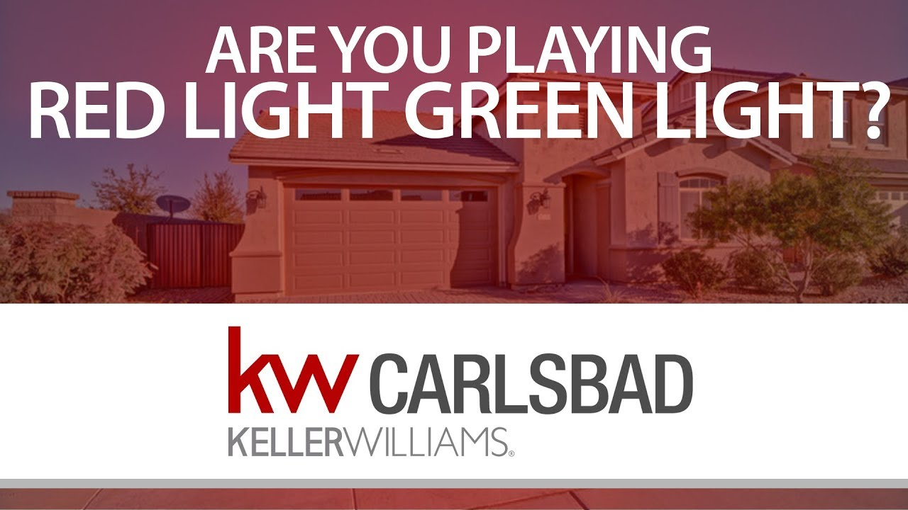 Playing 'Red Light, Green Light' With Your Finances