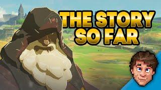 Breath of the Wild - The Story so Far (Zelda)