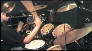 Simon Ciccotti 13 Years Old  Nightmare (Avenged Sevenfold) Drum Cover