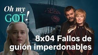8x04 ¿Se está convirtiendo Daenerys en la nueva Cersei? | Análisis Juego de Tronos | Oh My GoT!