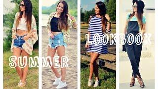 Summer lookbook | stylizacje na lato #furioussquirrel