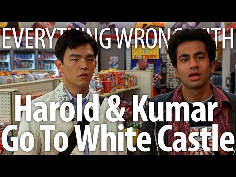 Everything Wrong With Harold and Kumar Go to White Castle in 16 Minutes or Less