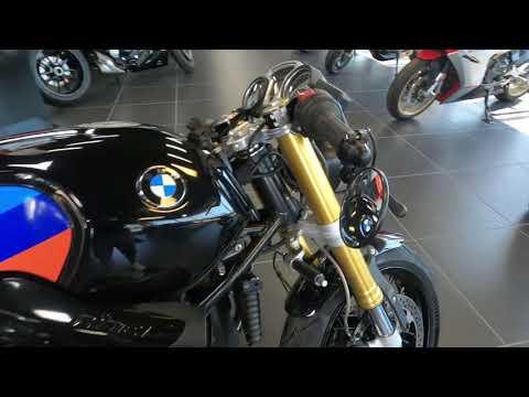 2015 BMW R nine T in West Allis, Wisconsin - Video 1