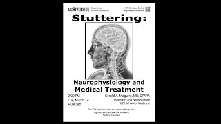 Gerald Maguire M.D., -  Stuttering: Neurophysiology And Medical Treatment