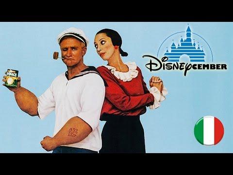 Disneycember III - Popeye: Braccio di Ferro SUB ITA