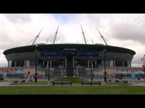 El estadio Krestovski recibirá duelo de tercer lugar
