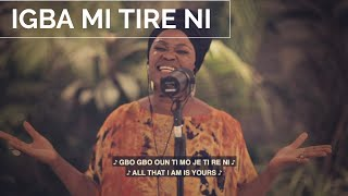 SOLA ALLYSON- IGBA MI TIRE NI (Spontaneous Song)