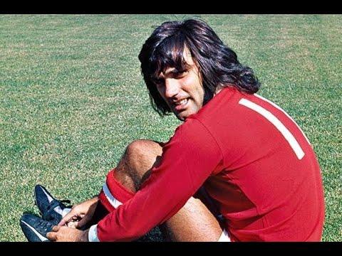 George Best • Legendary Dribbling Skills