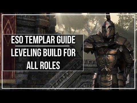 Download ESO Templar Leveling Build (All Roles) HD Mp4 3GP Video and MP3