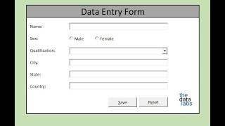 professional level data entry at low cost