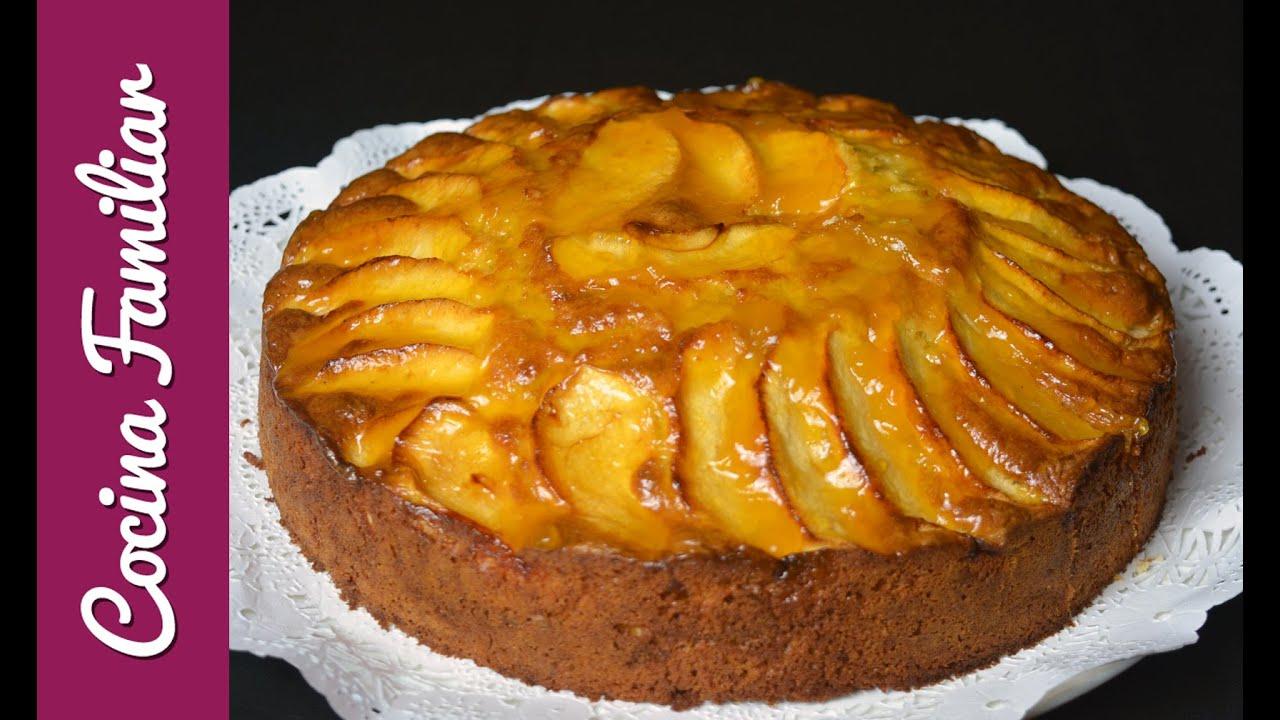 Tarta de manzana muy fácil  | Javier Romero Cap. 67 - Temporada 2
