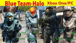 fallout 4 mods xbox one halo armor - 免费在线视频最佳电影