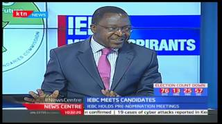 Does the law block candidates to party hop? Analysts'-Martin Andati and Martin Oloo: News Centre