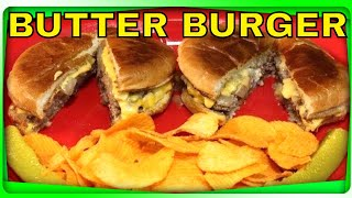 Wisconsin Butter Burger Recipe! (Solly's Grille Milwaukee)