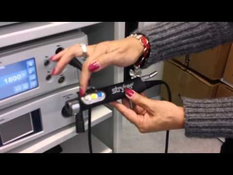 Video de Manejo Torre de Endoscopia Stryker