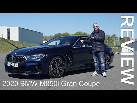 2020 BMW M850i Fahrbericht Kaufberatung Review Probefahrt Kritik Sound Fahreindruck Voice over Cars