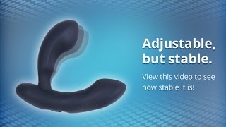 World's First Adjustable Prostate Massager